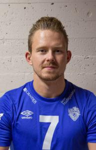 Nr. 7 Jon Erlend Haukås