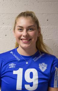Nr. 19 Vanessa Nutt Glosvik