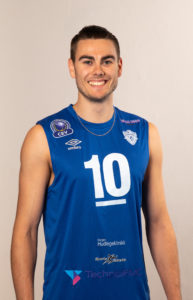 Nr. 10 Kristian Mjelde Bjelland