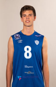 Nr. 8 Lars Maaseide