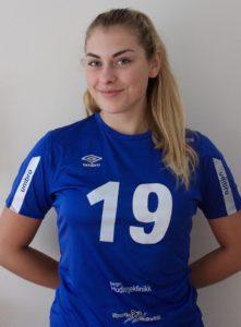 Nr. 19 Vanessa Glosvik