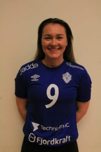 Nr. 9 Charlotte Renee Hansen