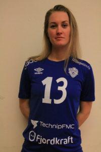 Nr. 13 Emilie Sandve Aase