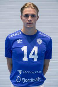 Nr.14 Anton Martin Ringøen