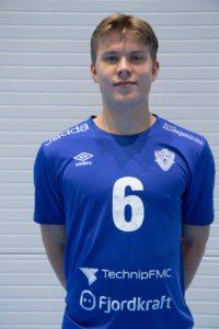 Nr. 6 Eivind Brekke