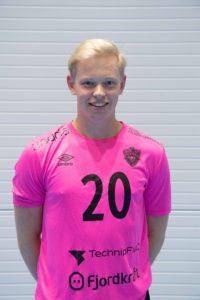 Nr. 20 Henrik Tholo Aasen