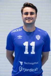 Nr. 11 Martin Mjelde Bjelland