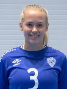 Nr. 3 Julia Søreide Hansen
