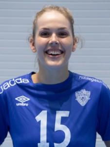 Nr. 15 Malin Skeie Hrannardottir