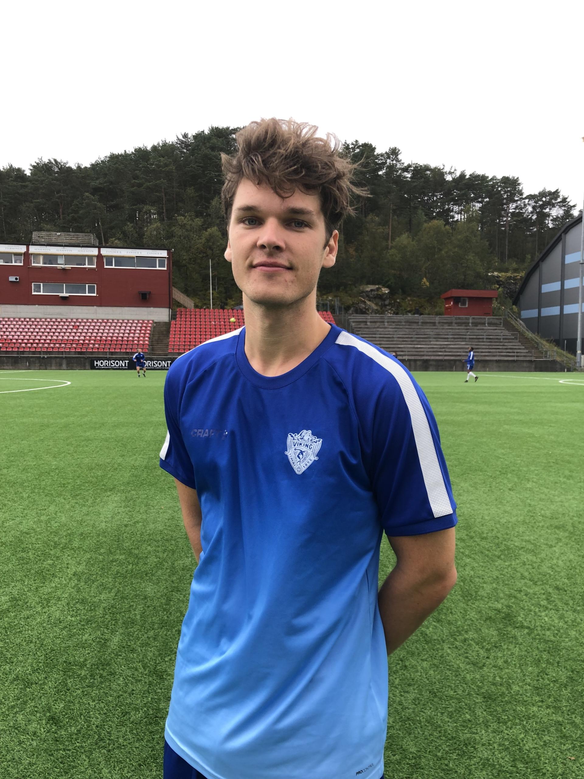 Nr. 9 Jarle Hordvik