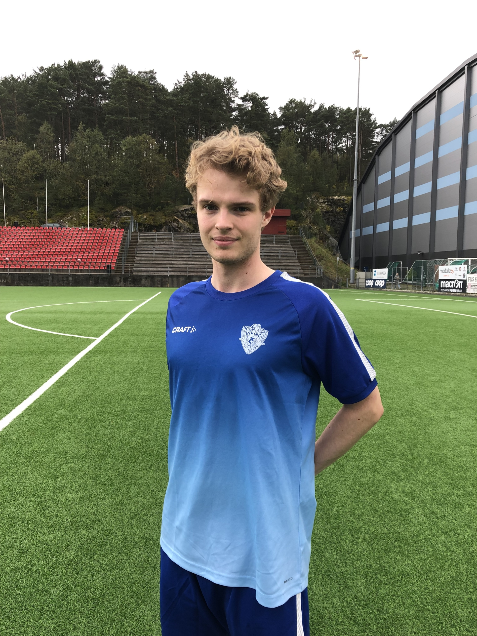 Nr. 11 Sander Nordhagen